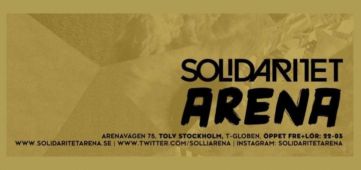 Solidaritet arena nattklubbar i stockholm