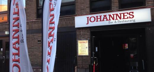 Johannes Bar Odenplan